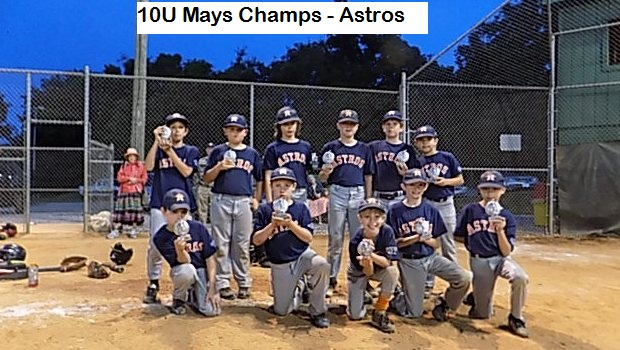 10UMays Champs